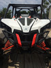 Can Am Maverick Mesh Grill by Rogue Offroad