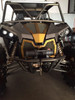 Can Am Maverick Small Winch Bumper by Rogue Offroad