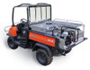 Can Am Defender Firelite® Skid Unit Pacer Pump with Poly Water Tank & Rescue Area