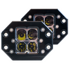 Can-Am 6 Series Quattro Flush Mount Light by Heretic Studio