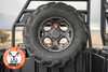 Can Am Defender Spare Tire Mount