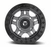 Can Am Fuel Anza D918 Matte Gunmetal Beadlock Wheels with Fuel Gripper R | T Tires