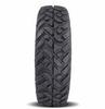 Can Am Maverick D928 Matte Black Beadlock Wheels with Fuel Gripper R   T Tires
