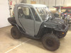 Can Am Commander Full Cab Enclosure by Greene Mountain Outdoors