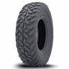 Can Am Anza D557 Matte Black Wheels with Fuel Gripper T | R | K Tires