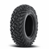 Can Am Lethal D567 Matte Black & Milled Wheels with Fuel Gripper Tires