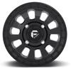 Can Am Fuel Tactic D630 Satin Black Wheels w  Fuel Gripper R   T Tires