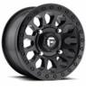 Can Am Fuel Vector D579 Matte Black Wheel Set by Fuel Off-Road