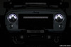 Can-Am 12-inch Cree LED Light Bar - (Dual Row   Black Series w/ Cool White DRL)