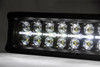 Can-Am 30-inch Curved Cree LED Light Bar (Dual Row | Black Series w/ Amber DRL) by Rough Country