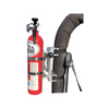 Can Am Offroad Quick Shot Fire Extinguisher Mount – Quick Release by AJK Offroad