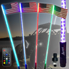 Can Am G2 20 Color 200 Combination LED Lighted Whip by Aces Racing