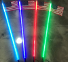 Can Am G2 20 Color 200 Combination LED Lighted Whip