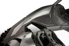 Can am Maverick X3 / X3 Max Front Fenders Black by Marie USA