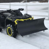 """Can-Am 60"""" Poly Snow Plow Blade"""