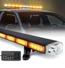 "Can Am 48"" Amber Sparrow X Series Traffic Advisor LED Strobe Light Bar"