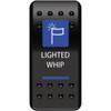 Can Am Dash Mount Whip Light Rocker Switch