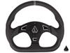 "Can-Am Ballistic ""D"" V2 Steering Wheel By Assault Industries"