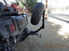 Can Am Offroad Receiver Hitch Extender Piggyback Dual Receiver by Hornet Outdoors