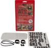 "Can-Am ATV License Plate Kit™ ""Aluminum"""