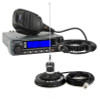 Can Am High Power GMRS Band Mobile Radio with Antenna by Rugged Radios