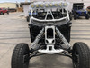 Can Am Maverick X3 Pro Series Shock Tower Support Standard Black by TMW Offroad