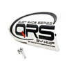 Can-Am QRS Series Exhaust Nameplate by HMF Racing