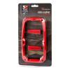 Can-Am Commander / Maverick / Defender Embark Series ABS Color Red Bezel & Cap Kit by Seizmik