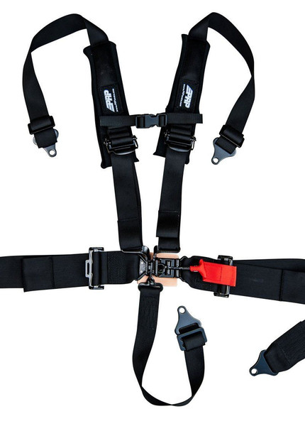 Can-Am 5-Point 2in Safety Harness by PRP UTV Products