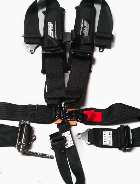 """Can-Am 5-Point 3"""" Safety Ratcheting Harness by PRP UTV Products"""