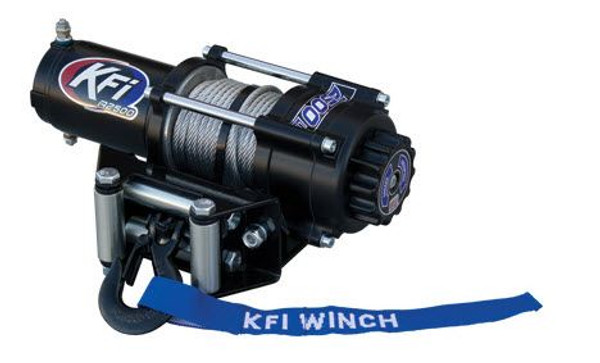 Can Am Commander 3000 LB Winch by KFI Products (ECC)