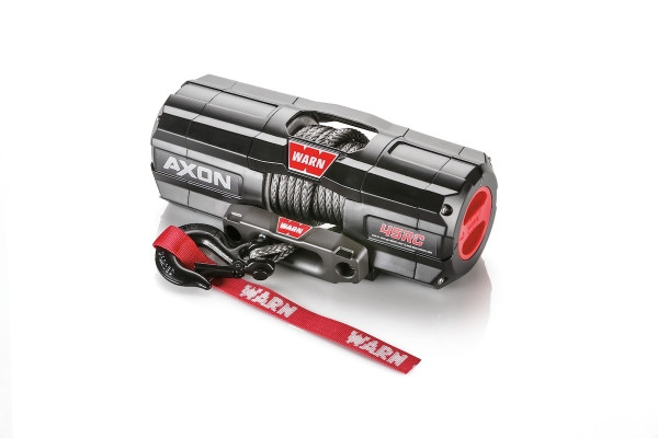 Can-Am Axon 4500-RC Powersport Winch with Synthetic Rope