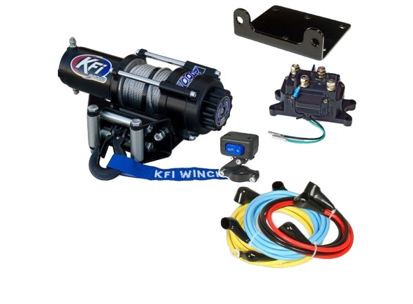 Can-Am 2000lb Winch by KFI