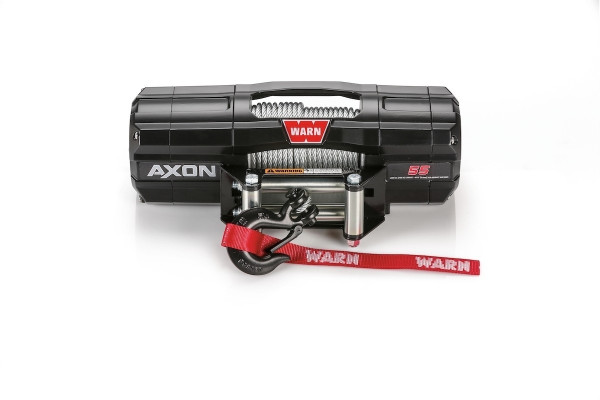 Can-Am Axon 5500 lb. Powersport Winch With Wire Cable By Warn