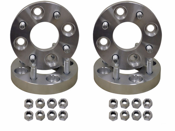 """Can-Am 1"""" Wheel Adapters by Super ATV"""