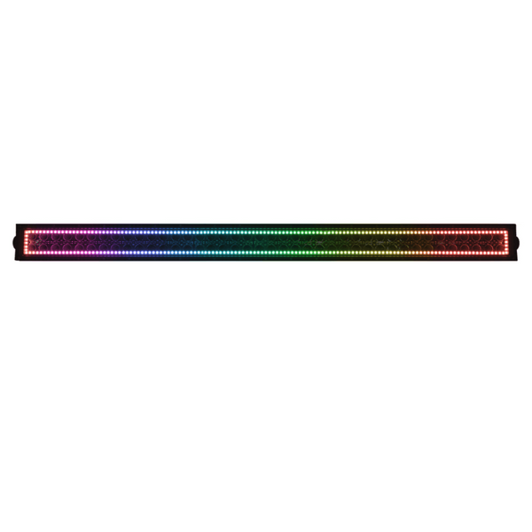 Can-Am 42 Inch ColorADAPT Series RGB-Halo LED Light Bar By Race Sport Lighting