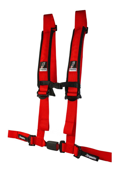 Can-Am Auto-Latch 4-Point Harness By Dragonfire