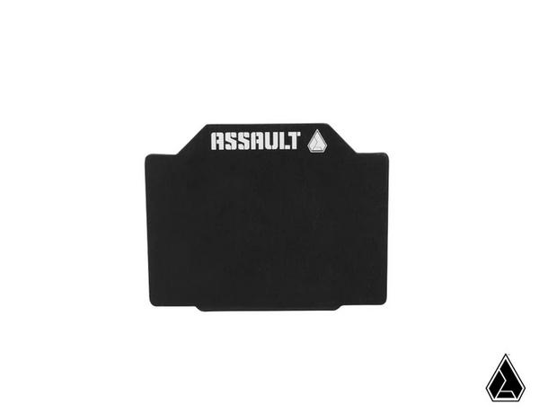 "Can-Am 4"" X 3"" UTV Registration Plate by Assault Industries"