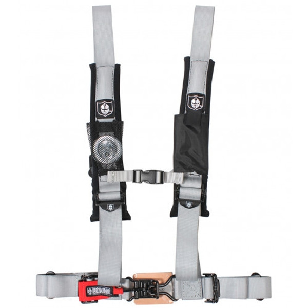 Can-Am 5 Point 2in Harness With Sewn In Pads by Pro Armor