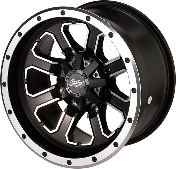 Can Am Commander/Maverick/Defender 548M 12X7 4/136 4+3 Wheel by Moose