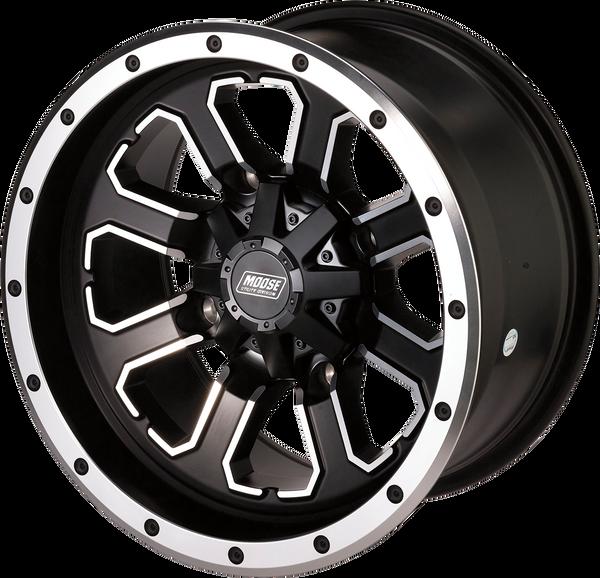 Can Am Commander/Maverick/Defender 548M 12X8 4/136 4+4 Wheel by Moose