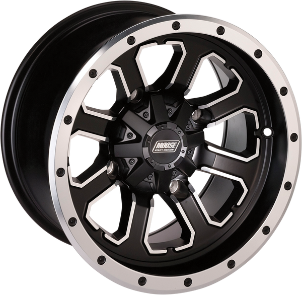 Can-Am 14X7 4/136 4+3 Wheel by Moose