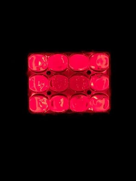 Can Am Commander 4 INCH 60W 4D SPOT RGB ACCENT WORK LIGHT