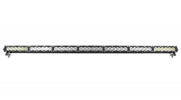 Can-Am 43 Inch Led Light Bar Single Row 210 Watt Combo Carbon Series by Quake LED