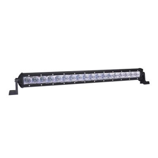 Can-Am 20 Inch LED Light Bar Single Row 54 Watt Combo Obsidian Series