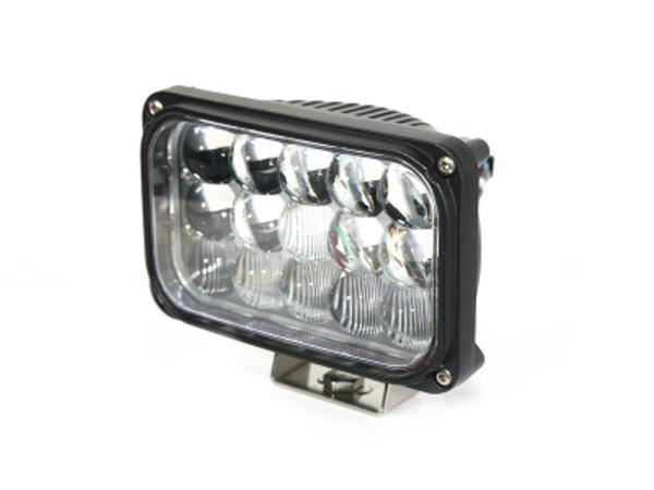 Can-Am 4X6 Inch Work Light/Headlight 45 Watt High/Low Tempest Series By Quake LED