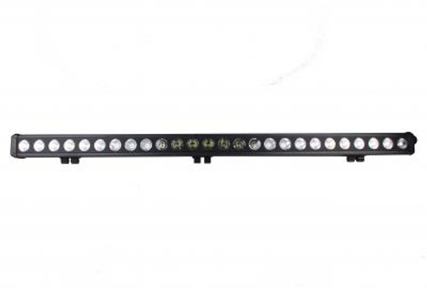 Can-Am 48 Inch Led Light Bar Single Row 260 Watt Spot Rogue Series by Quake LED