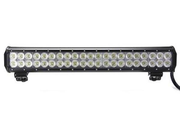 Can-Am 20 Inch LED Light Bar Dual Row 126 Watt Combo Defcon Series by Quake LED