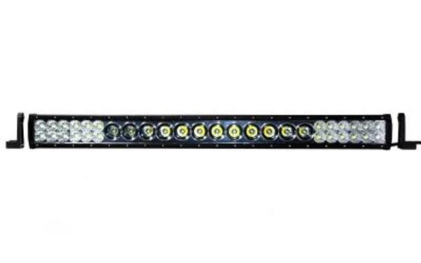 Can-Am 32 Inch LED Light Bar Dual Row 192 Watt Combo Hybrid Series by Quake LED