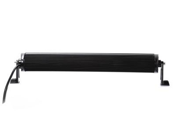 Can-Am 22 Inch Curved LED RGB Light Bar Dual Row 120 Watt Spot Ultra Arc Accent Series Quad-Lock/Interlock